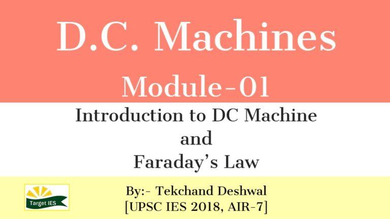 D.C. Machine