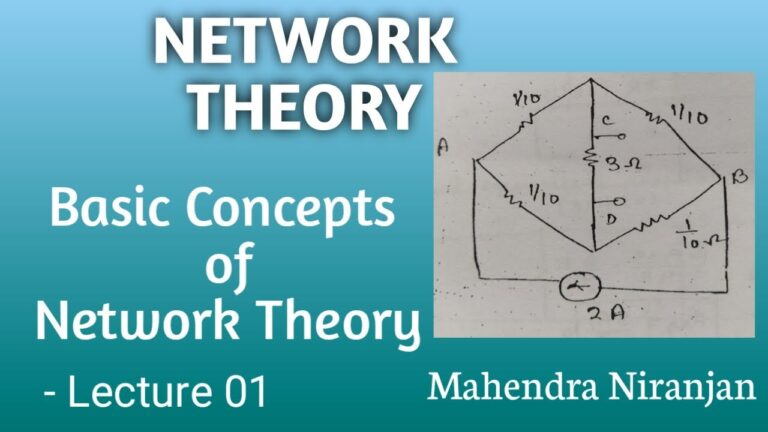 Network Theory