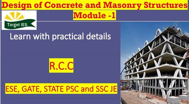 Concrete and Masonry Structure