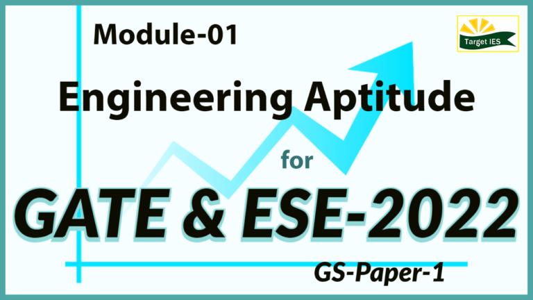 Engineering Aptitude