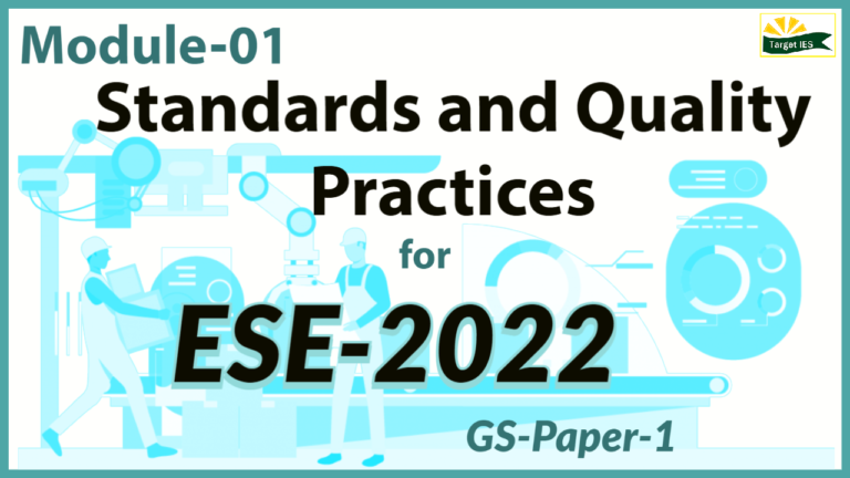 Standards and Quality Practices
